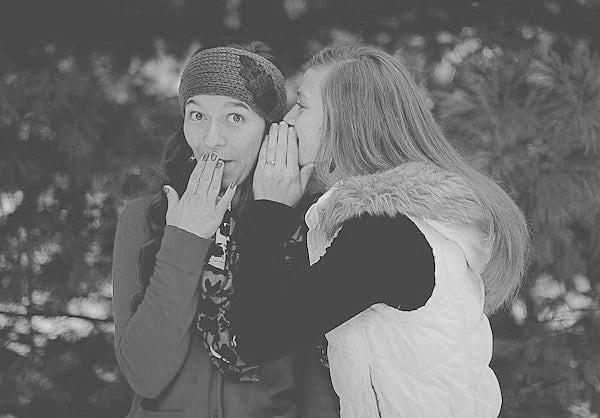Let me tell you a secret