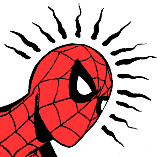 Should your Spidey sense tingle when discussing REDACTED?