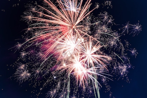 Fireworks by Roven Images